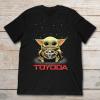 Baby Yoda Hug Toyoda Shirt