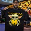 Baby Yoda Hug Wu-Tang Shirt