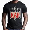 Colin Kaepernick Kap NFL shield Shirt