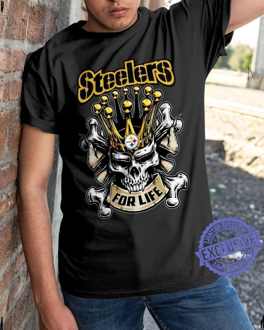 Steelers for life shirt