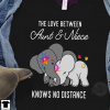 The love between aunt and niece knows no distance Shirt